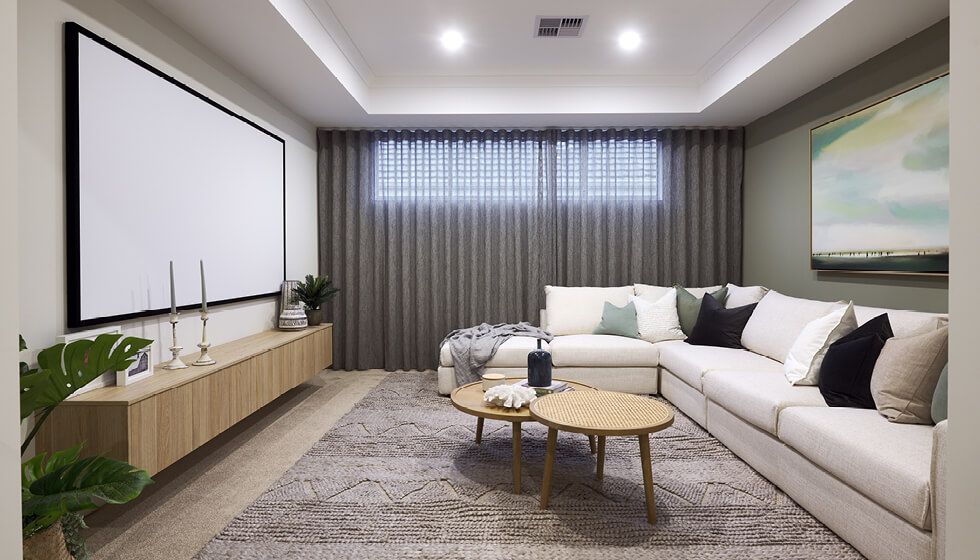 Home Design Tips Theatre Room