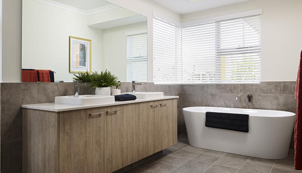 Pinnacle Display Home - Bathroom