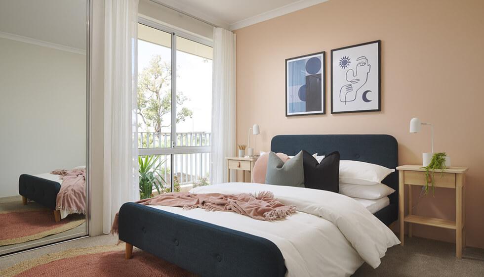 Pinnacle - Master Bedroom