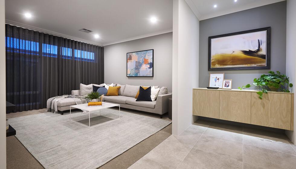 Pinnacle Display Home - Open Plan Living