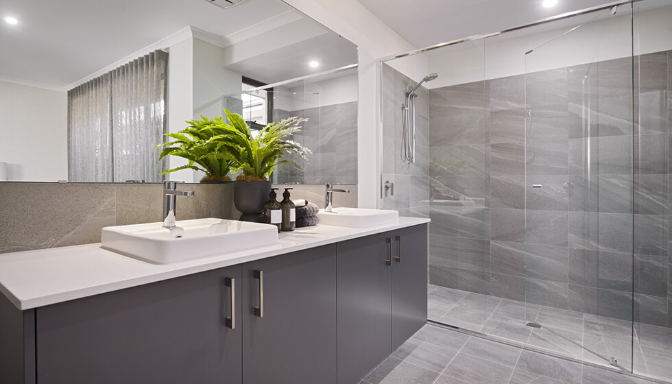 Serenity Display Home Bathroom