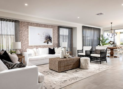 display homes perth